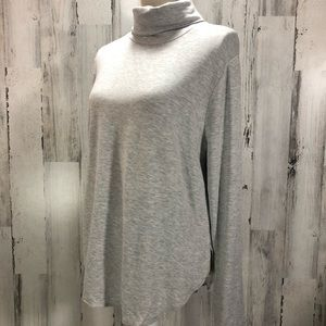 Lou & Grey Turtleneck Soft Sweater Top